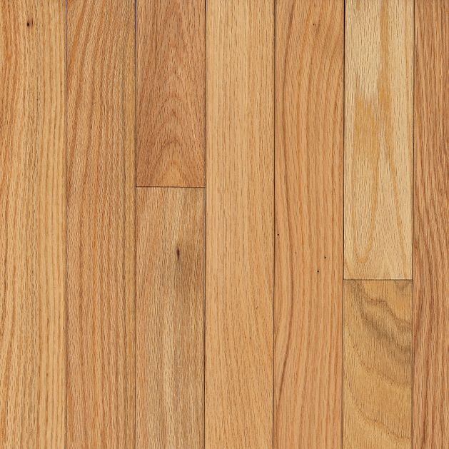 Bruce dundee plank natural solid hardwood flooring for Bruce hardwood flooring