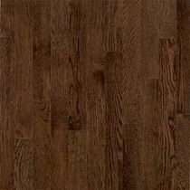 Bruce Dundee Strip Pallet White Oak Mocha 2 1/4""