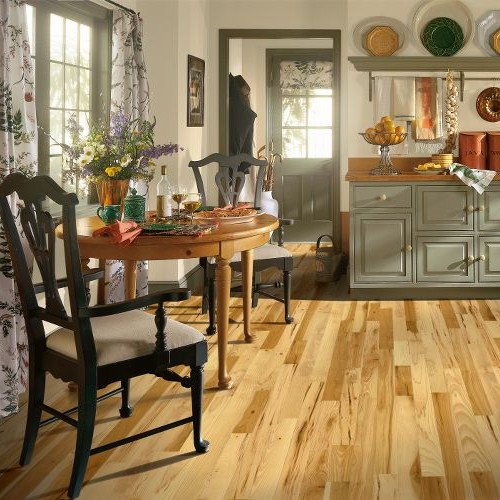 Bruce American Treasure Wide Plank Hardwood Flooring