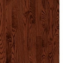 Bruce Manchester Strip Red Oak Cherry 2 1/4""