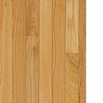 Bruce Manchester Strip Red Oak Natural 2 1/4""