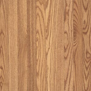 Bruce Westchester Strip Red Oak Natural 2 1/4""
