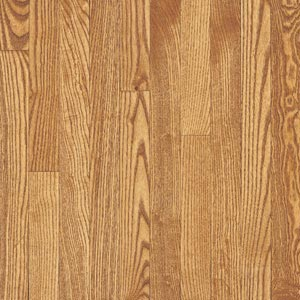 Bruce Westchester Strip White Oak Seashell 2 1/4""