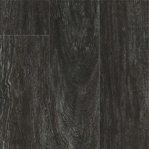 "Centiva Contour Wood  Metallic Black 6"" x 36"""