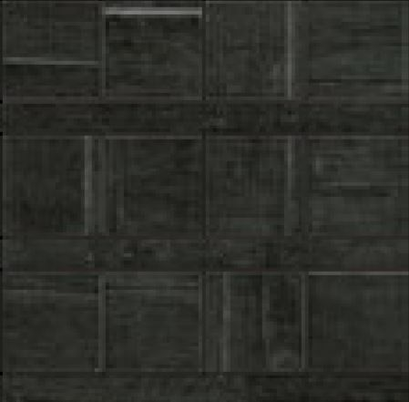 cerdomus barrique noir 8 x 8 texture mosaic 57390. Black Bedroom Furniture Sets. Home Design Ideas