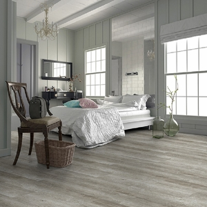 Congoleum Triversa ID Yukon Oak Gray Cloud