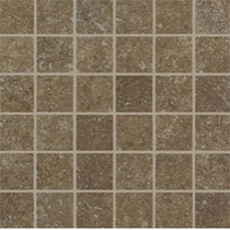 "Crossville Bluestone Arizona Brown Unpolished 2"" x 2"" Mosaic"