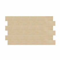 "Crossville Bluestone Colorado Buff Honed 3"" x 6"" Mosaic"