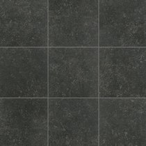 "Crossville Bluestone Vermont Black Unpolished 24"" x 24"""