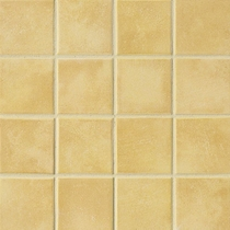 "Crossville Color Blox Mosaic Yellow Brick Road 12"" x 12"""