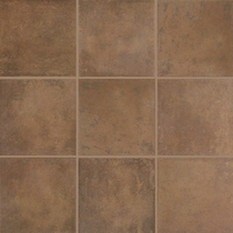 "Crossville Cotto Americana Brown Mosaic  2"" x 2"""