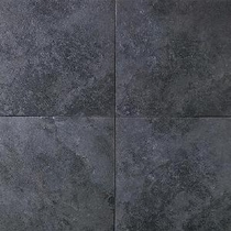 "Daltile Continental Slate 12"" x 12"" Asian Black"