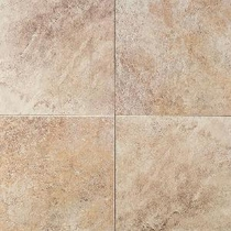 "Daltile Continental Slate 6"" x 6"" Egyptian Beige"