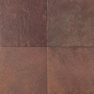 """Daltile Continental Slate 6"""" x 6"""" Indian Red"""