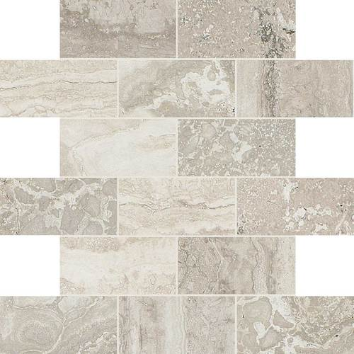 Daltile Exquisite Chantilly 2 Quot X 4 Quot Brick Joint Mosaic