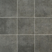 Daltile Industrial Park Charcoal Black 12 x 24