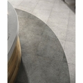 Daltile Industrial Park Charcoal Black 24 x 24
