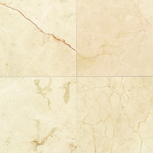 Daltile Marble 12 Quot X 12 Quot Crema Marfil Classic Polished