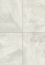 "Daltile Marble Falls White Water 4 1/2"" x 8 1/2"