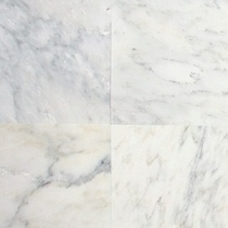 "Daltile Marble First Snow Honed 12"" x 12"""