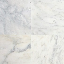 "Daltile Marble First Snow Polished 12"" x 12"""