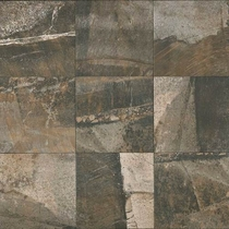 "Daltile Porada Rich Brown 20"" x 20"""