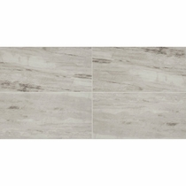 "Daltile River Marble Silver Springs 12"" X 36"""