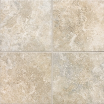 "Daltile San Michele Crema 24"" x 24 Cross-Cut"