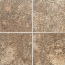 "Daltile San Michele Moka 18"" x 18"" Cross-Cut"