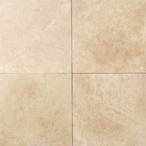"Daltile Travertine 12"" x 12"" Honed Mediterranean"