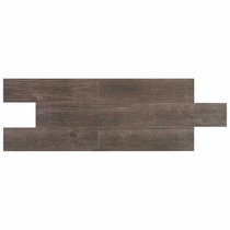 Daltile Willow Bend Smoky Brown 6 x 36