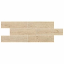 Daltile Willow Bend White 6 x 36