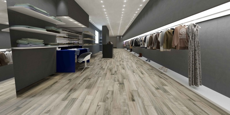 Del Conca Usa Wine Barrel Porcelain Tile Flooring Collection