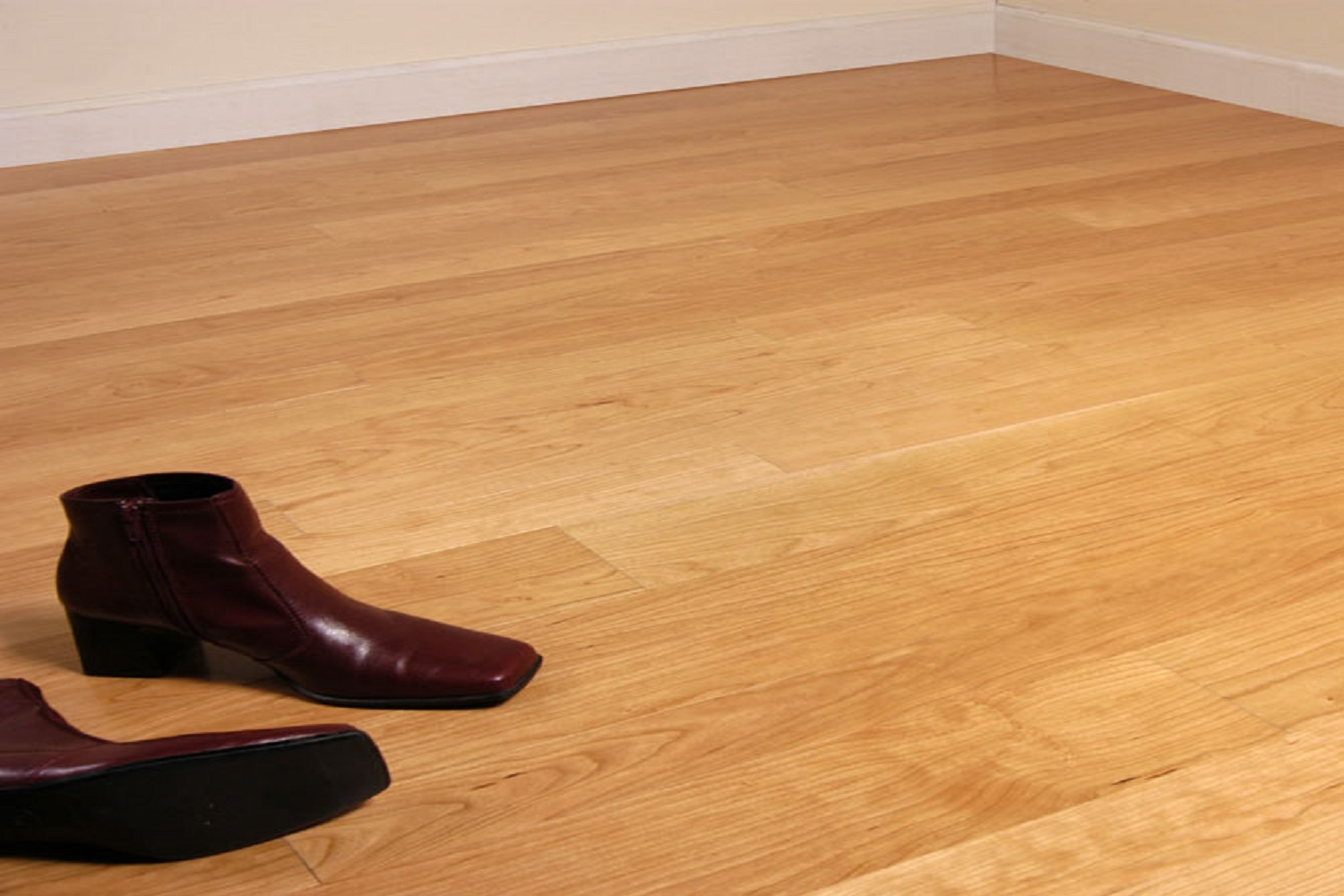 Ecotimber american woods unstained american cherry for Unstained hardwood floors