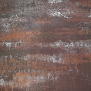 "Eleganza Metallica Brown 12"" x 24"""
