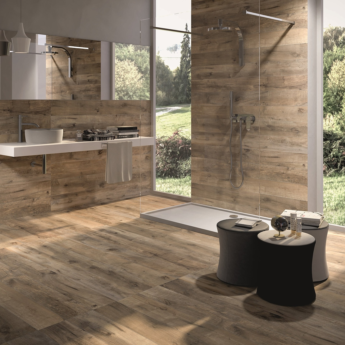 Flaviker dakota wood look tile flooring dailygadgetfo Choice Image
