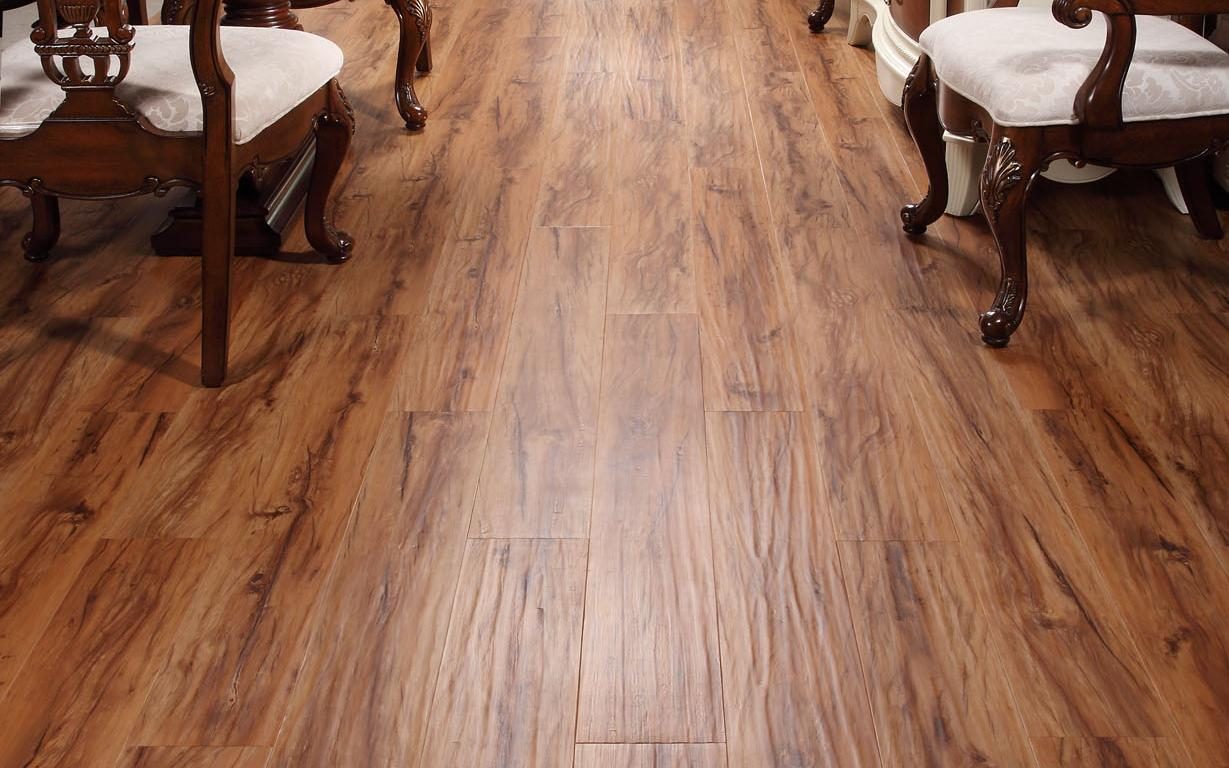 Freefit lvt intaglio natural acacia 6 x 48 luxury vinyl for Luxury vinyl flooring