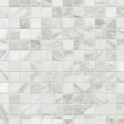 "Happy Floor Calacatta Mosaic 1"" x 1"""