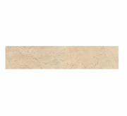 Happy Floors Crema Marfil Semi-Polished Bullnose