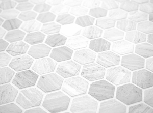 Interceramic Castelbianco Hexagon Mosaic