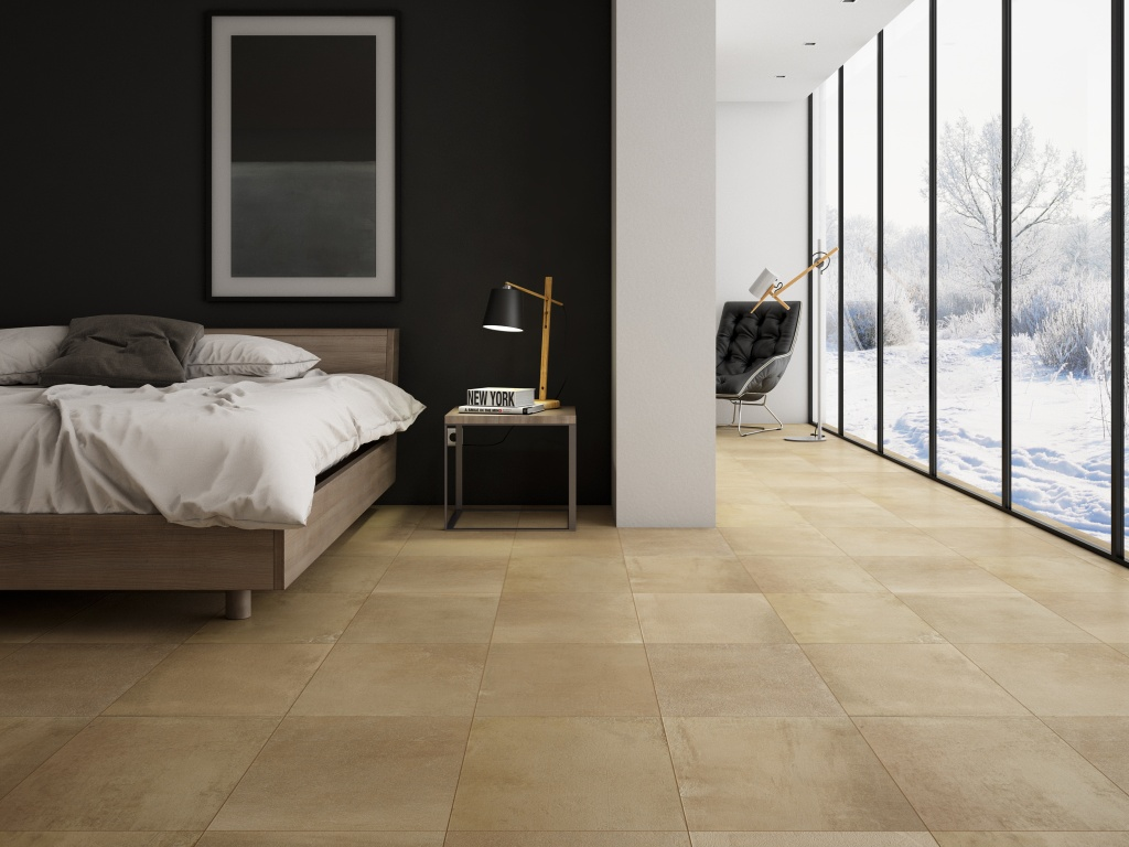 Interceramic Cotto Casale Avorio Porcelain Tile 16 X 16
