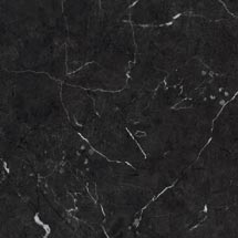 "Karndean Knight Tile Midnight Black 12"" x 12"""