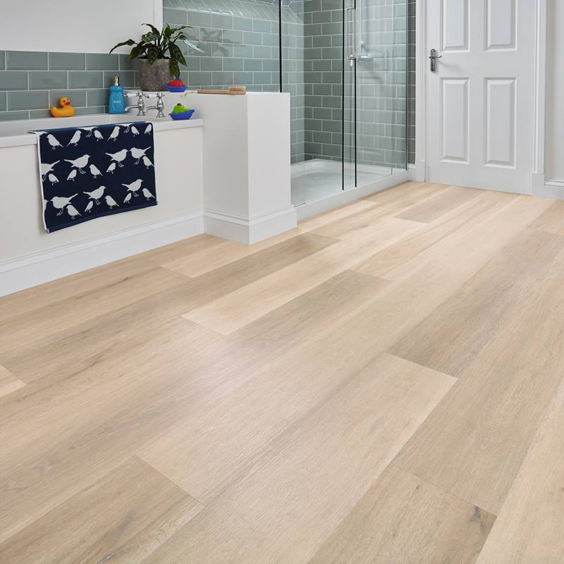 Karndean korlok texas white ash vinyl flooring for Texas floors