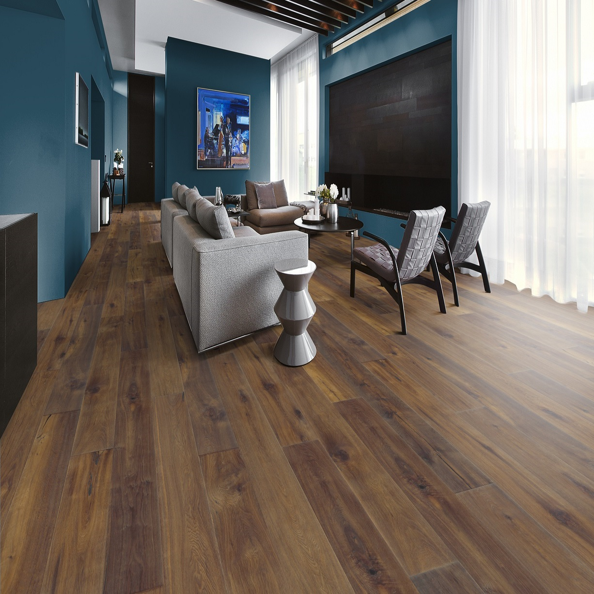 Khars Artisan - Kahrs Solid & Engineered Hardwood Flooring QualityFlooring4Less.com