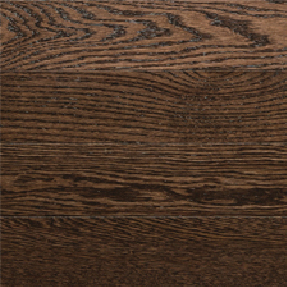 Lauzon Essentials Red Oak Chocolate Solid 2 1/4""