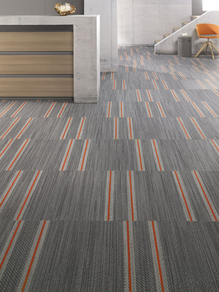 Mohawk Selvedge Carpet Tile Collection