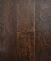 "LM Flooring Center Street Mocha Hardwood 5"" x 48"""