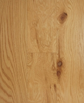 "LM Flooring Center Street Natural Red Oak Hardwood 5"" x 48"""