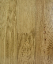 "LM Flooring Center Street Natural White Oak Hardwood 5"" x 48"""