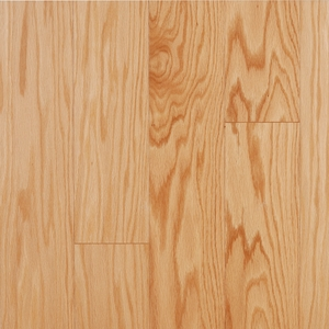 LM Flooring Kendall Natural Red Oak 5""